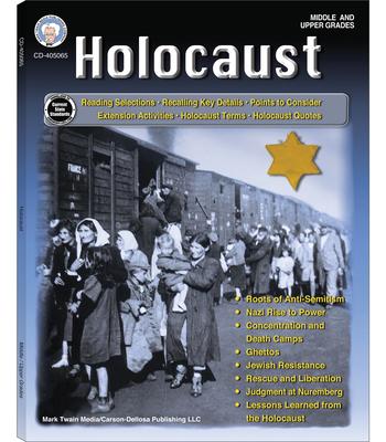Holocaust Workbook, Grades 6 - 12 - Lee, George
