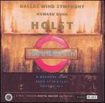 Holst: Hammersmith; Moorside Suite; Suite No. 1 in E flat; Suite No. 2 in F