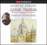 Holst: St. Paul's Suite; Brooks Green Suite; A Fugal Concerto; A Somerset Rhapsody