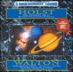 Holst: The Planets; Walton: Portsmouth Point Overture; Siesta; Spitfire Prelude & Fugue