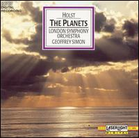 Holst: The Planets - Gary Karr (double bass); London Symphony Chorus (choir, chorus); London Symphony Orchestra; Geoffrey Simon (conductor)