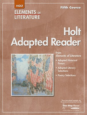 Holt Adapted Reader, Fifth Course - Holt Rinehart & Winston (Creator)