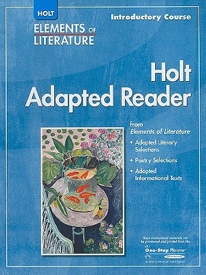 Holt Adapted Reader, Introductory Course - Holt Rinehart & Winston (Creator)