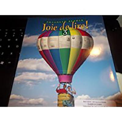 Holt Allez, Viens!: Advanced Reader Joie de Lire Level 3 - Holt Rinehart & Winston