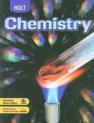 Holt Chemistry book by R Thomas Myers | 1 available editions
