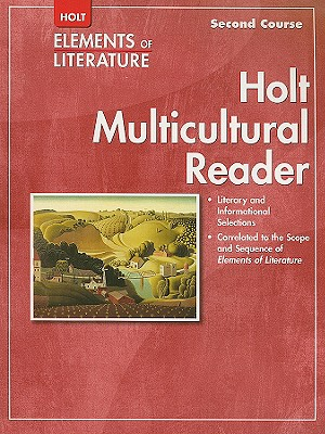 Holt Elements of Literature Multicultural Reader, Second Course - Holt Rinehart & Winston (Creator)