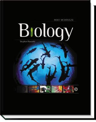 Holt McDougal Biology: Student Edition 2012 - Holt McDougal (Prepared for publication by)