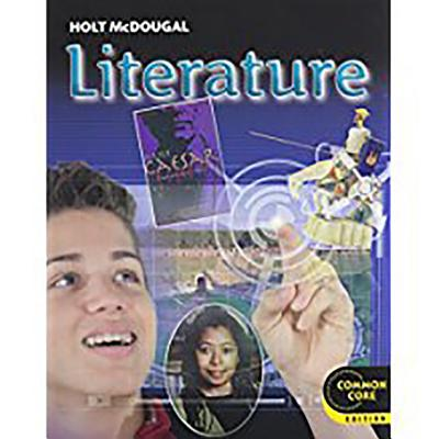Holt McDougal Literature: Student Edition Grade 10 2012 - Holt McDougal (Prepared for publication by)