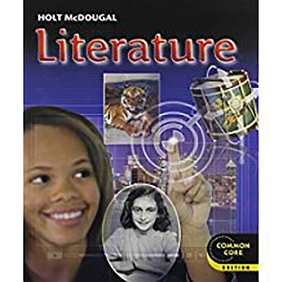 Holt McDougal Literature: Student Edition Grade 8 2012 - Holt McDougal (Prepared for publication by)