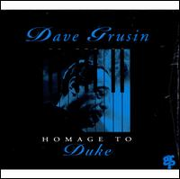 Homage to Duke - Dave Grusin