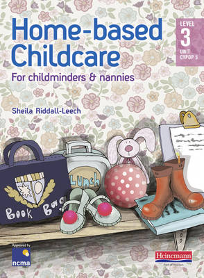 Home-based Childcare Student Book - Riddall-Leech, Sheila