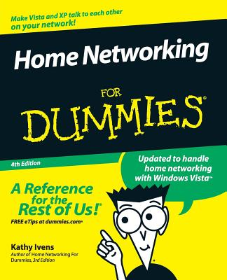 Home Networking for Dummies - Ivens, Kathy
