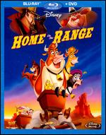 Home on the Range [Blu-ray] - John Sanford; Will Finn
