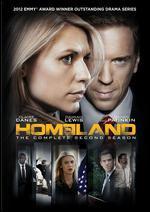 Homeland: The Complete Second Season [4 Discs]
