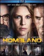Homeland: The Complete Third Season [3 Discs] [Blu-ray]