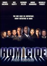 Homicide: The Movie - Jean de Segonzac