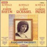 Hommages à Haydn, Roussel, Fauré