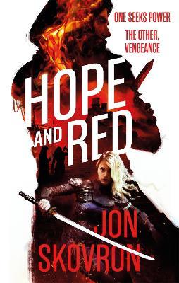 Hope and Red - Skovron, Jon