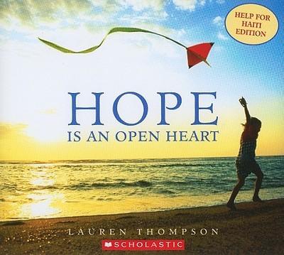 Hope Is an Open Heart - Thompson, Lauren