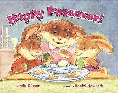 Hoppy Passover! - Glaser, Linda