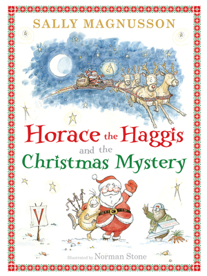 Horace and the Christmas Mystery - Magnusson, Sally