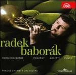 Horn Concertos by Pokorny, Rosetti & Punto