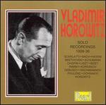 Horowitz-Solo Recordings 1928-36