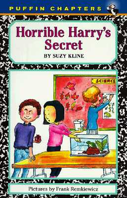 Horrible Harry's Secret - Kline, Suzy