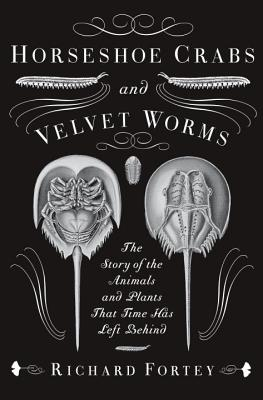 Horseshoe Crabs and Velvet Worms: The Story of the Animals and Plants That Time Has Left Behind - Fortey, Richard