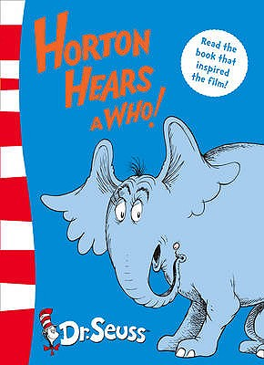 Horton Hears A Who and other stories - Dr. Seuss, and Richardson, Miranda (Read by)