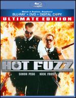 Hot Fuzz [2 Discs] [With Tech Support for Dummies Trial] [Blu-ray/DVD] - Edgar Wright