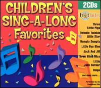 Hot Hits: Children's Sing-A-Long Favorites - Various Artists