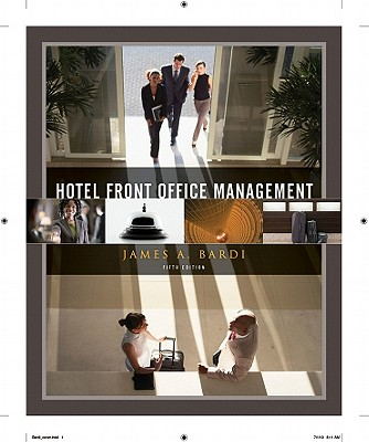 Hotel Front Office Management - Bardi, James A.