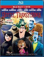 Hotel Transylvania [2 Discs] [Blu-ray/DVD]