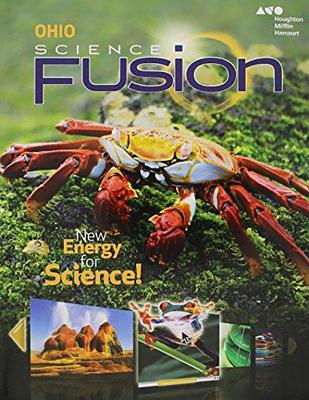Houghton Mifflin Harcourt Science Fusion Ohio: Student Edition Worktext Grade 5 2015 - Houghton Mifflin Harcourt (Prepared for publication by)