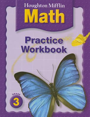 Houghton Mifflin Math: Practice Book Level 3 - Houghton Mifflin Company (Prepared for publication by)