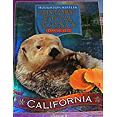 Houghton Mifflin Social Studies California: Student Edition Level 3 2007 - Houghton Mifflin Company (Prepared for publication by)