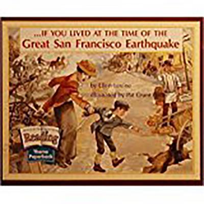 Houghton Mifflin the Nation's Choice: Theme Paperbacks Easy Level Theme 1 Grade 5 the Great San Francisco Earthquake - Houghton Mifflin Company (Prepared for publication by)
