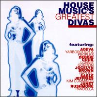 House Music's Greatest Divas - Various Artists