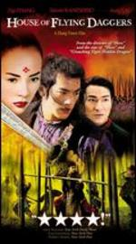 House of Flying Daggers [Blu-ray]