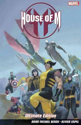House Of M - Ultimate Edition - Bendis, Brian Michael