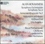 Hovhaness: Symphony Etchmiadzin; Armenian Rhapsody No. 3