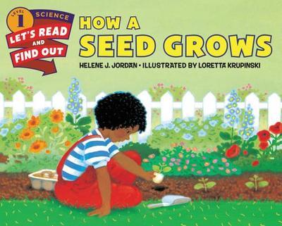 How a Seed Grows - Jordan, Helene J