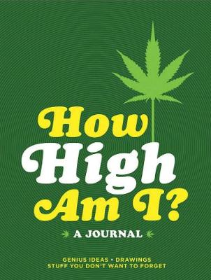 How High Am I? a Journal - Chronicle Books