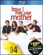 How I Met Your Mother: The Legendary Season 4 [3 Discs] [Blu-ray] -