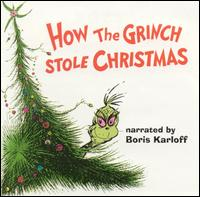 How the Grinch Stole Christmas [Original Soundtrack] - Boris Karloff/Thurl Ravenscorft
