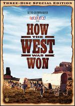 How the West Was Won [Special Edition] [3 Discs] - George Marshall; Henry Hathaway; John Ford