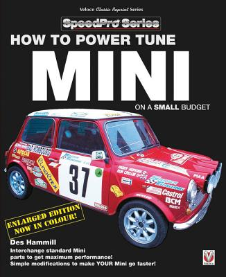How to Power Tune Minis on a Small Budget - Hammill, Des