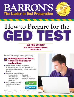 How to Prepare for the GED Test - Sharpe, Christopher M, and Reddy, Joseph S