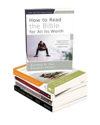How to Read the Bible Pack: Includes How to Read the Bible for All Its Worth and Four Other Companion Books - Fee, Gordon D, Dr., and Stuart, Douglas, Dr., and Williams, Michael